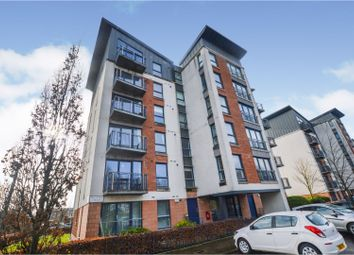 Thumbnail 2 bed flat for sale in 18 Haughview Terrace, Glasgow