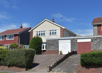 Thumbnail 4 bed link-detached house for sale in Rhyd-Y-Defaid Drive, Derwen Fawr, Sketty, Swansea