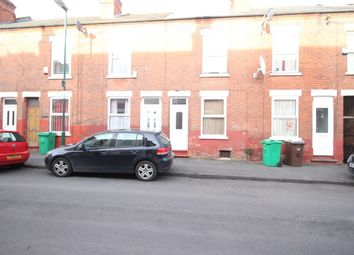 Thumbnail 2 bed terraced house to rent in Lyndhurst Road, Sneinton, Nottingham