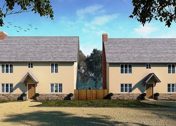 Thumbnail 3 bed detached house for sale in Dorstone, Hereford, Herefordshire