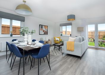 Thumbnail 1 bed semi-detached house for sale in Plot 44, The Kingsbury At Birnam Mews, Oak Road, Stratford-Upon-Avon