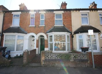 Thumbnail 3 bed terraced house for sale in Sandhurst Road, Bedford