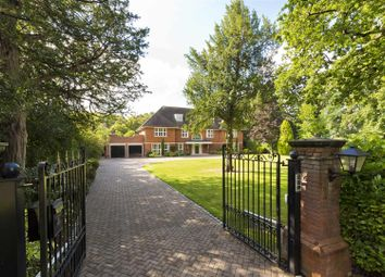 Thumbnail 6 bed detached house for sale in Onslow Road, Burwood Park, Walton-On-Thames