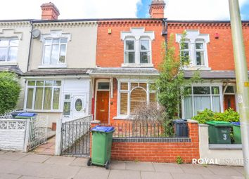 Thumbnail 3 bed terraced house to rent in Lightwoods Hill, Smethwick