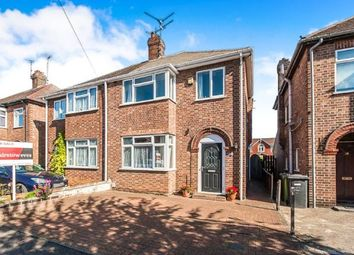 Thumbnail 3 bed semi-detached house for sale in Edwalton Avenue, Peterborough, Cambridgeshire