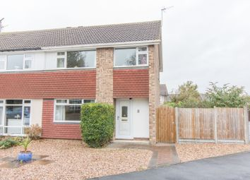 Thumbnail 3 bed semi-detached house for sale in Blakesley Road, Wigston