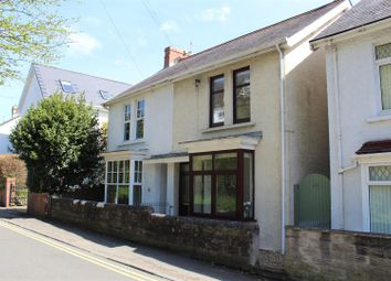Thumbnail 2 bedroom semi-detached house for sale in Castle Road, Mumbles, Swansea, West Glamorgan.
