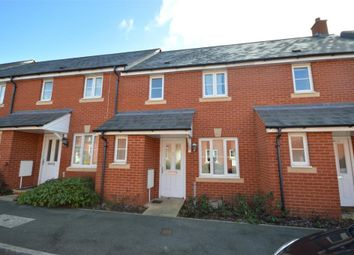Thumbnail 3 bed terraced house for sale in Barle Close, Southam Fields, Exeter, Devon