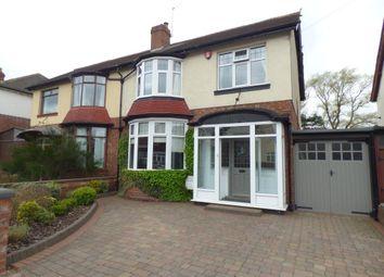 3 bed semi-detached house for sale in Willow Avenue, Edgbaston, Birmingham B17