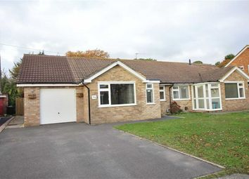 Thumbnail 3 bed semi-detached bungalow for sale in Havelock Way, Highcliffe, Christchurch