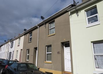 Thumbnail 2 bed terraced house for sale in Wellesley Road, Torquay