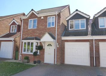 Thumbnail 3 bedroom link-detached house for sale in Jackson Close, Wisbech St. Mary, Wisbech