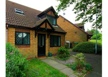 Thumbnail 1 bedroom mews house for sale in Ambleside Close, Bilston