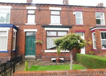 Thumbnail 3 bed terraced house for sale in George Lane, Bredbury, Stockport