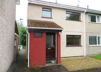 Thumbnail 3 bed end terrace house for sale in Nantyglo, Ebbw Vale