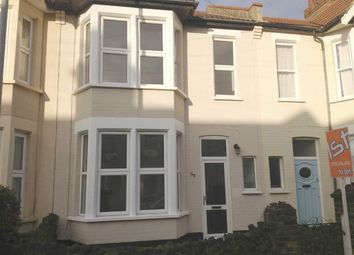 Thumbnail 3 bedroom terraced house to rent in South Avenue, Southend On Sea, Essex