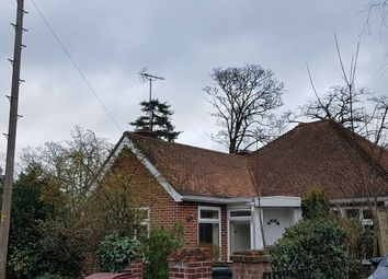 Thumbnail 3 bed bungalow to rent in The Mount, Reading