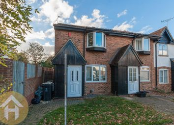 Thumbnail 2 bed end terrace house for sale in Maxey Close, Shaw, Swindon 5
