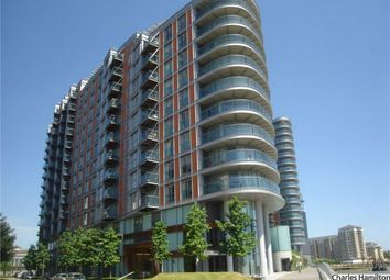 Thumbnail 2 bed flat for sale in New Providence Wharf, Canary Wharf, England