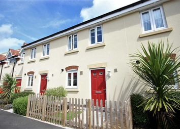 Thumbnail 2 bedroom terraced house for sale in Clapham Close, Nightingale Rise, Moredon, Swindon