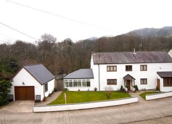 Thumbnail 2 bed detached house for sale in Pentrefelin, Llangollen