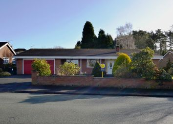 Thumbnail 4 bed detached bungalow for sale in Kestrel Drive, The Burntwood, Loggerheads