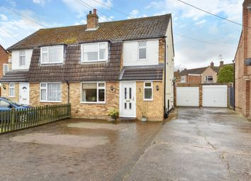 Thumbnail 3 bed semi-detached house for sale in Penfold Lane, Holmer Green, High Wycombe