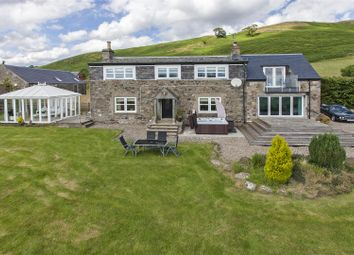 Thumbnail 4 bed detached house for sale in Shenval Farmhouse, Little Glenshee, Bankfoot, Perth