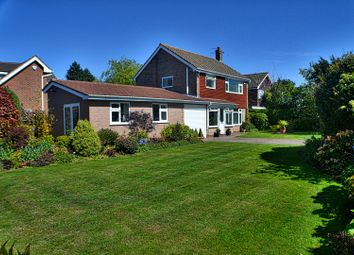Thumbnail 4 bed detached house for sale in Heathend Road, Alsager