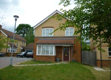 Thumbnail 4 bed property to rent in Auber Close, Hoddesdon