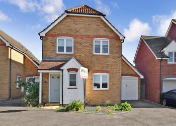 Thumbnail 3 bed detached house for sale in Tradewinds, Whitstable, Kent