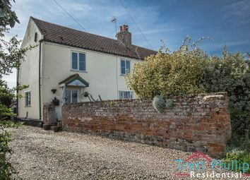 Thumbnail 3 bed cottage for sale in Calthorpe Street, Ingham, Norwich