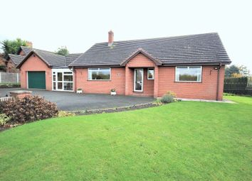 Thumbnail 2 bed detached bungalow for sale in Horsemans Green, Whitchurch