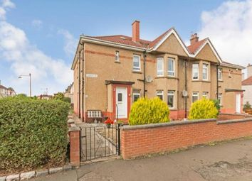 Thumbnail 3 bed flat for sale in Carham Drive, Glasgow, Lanarkshire