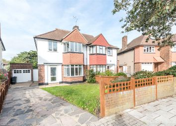 Thumbnail 3 bed semi-detached house for sale in Acland Crescent, London