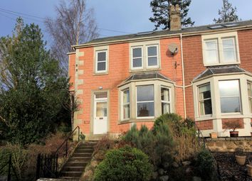 Thumbnail 3 bed terraced house for sale in Murray Place, Crieff
