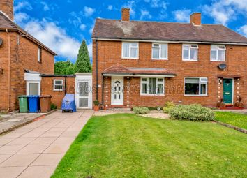 Thumbnail 2 bed semi-detached house for sale in Avon Road, Cannock