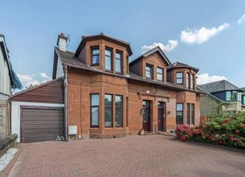 Thumbnail 3 bed semi-detached house for sale in Arkleston Road, Paisley, Renfrewshire