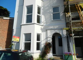 Thumbnail 2 bed flat to rent in The Crescent, Sandgate