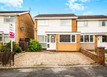 Thumbnail 3 bed semi-detached house for sale in Carr House Lane, Moreton, Wirral