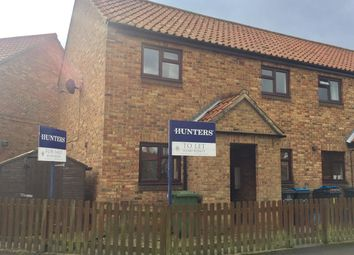 Thumbnail 3 bed semi-detached house for sale in Walton Close, Huby, York