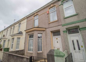 Thumbnail 3 bedroom terraced house for sale in Cromwell Road, Plymouth