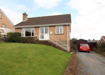 Thumbnail 3 bed bungalow for sale in Glenmount Park, Newtownards