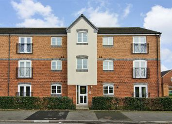 Thumbnail 2 bed flat for sale in Pheasant Way, Heath Hayes, Cannock