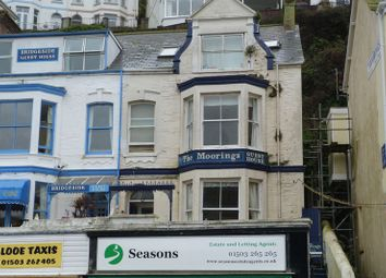 Thumbnail 8 bed semi-detached house for sale in Fore Street, East Looe, Looe