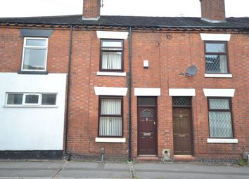Thumbnail 2 bed terraced house for sale in North Street, Newcastle-Under-Lyme
