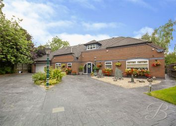 Thumbnail 5 bedroom detached house for sale in High Oakham Road, Mansfield