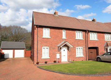 Thumbnail 4 bedroom link-detached house for sale in Little Green Avenue Lightmoor, Telford