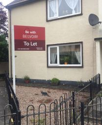 Thumbnail 2 bed terraced house to rent in Locksley Park, Finaghy, Belfast