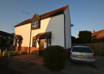 Thumbnail 1 bedroom semi-detached house for sale in Saywell Brook, Chelmsford, Essex